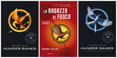 Suzanne Collins trilogy