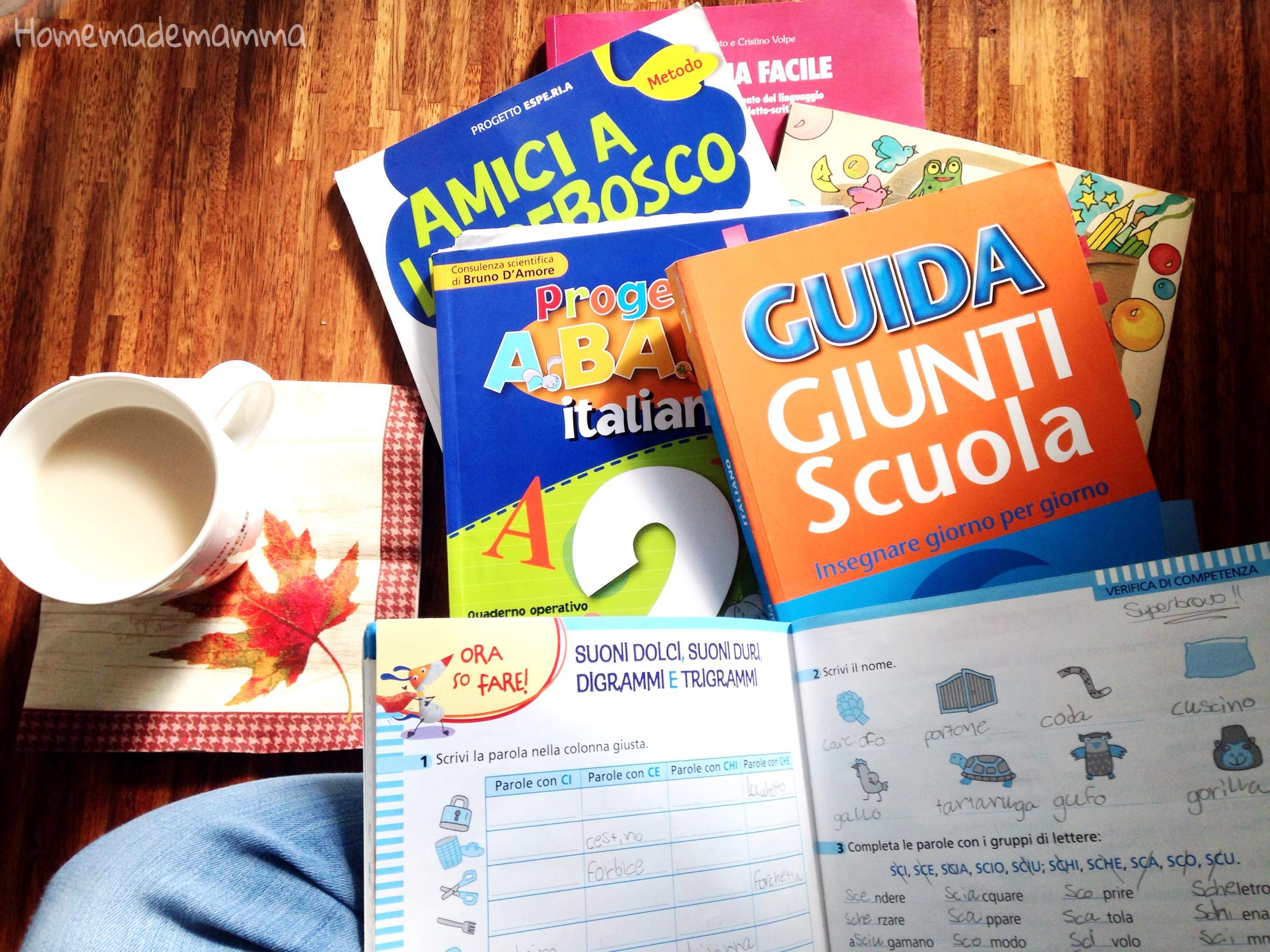 libri imparare italiano bimbi expat
