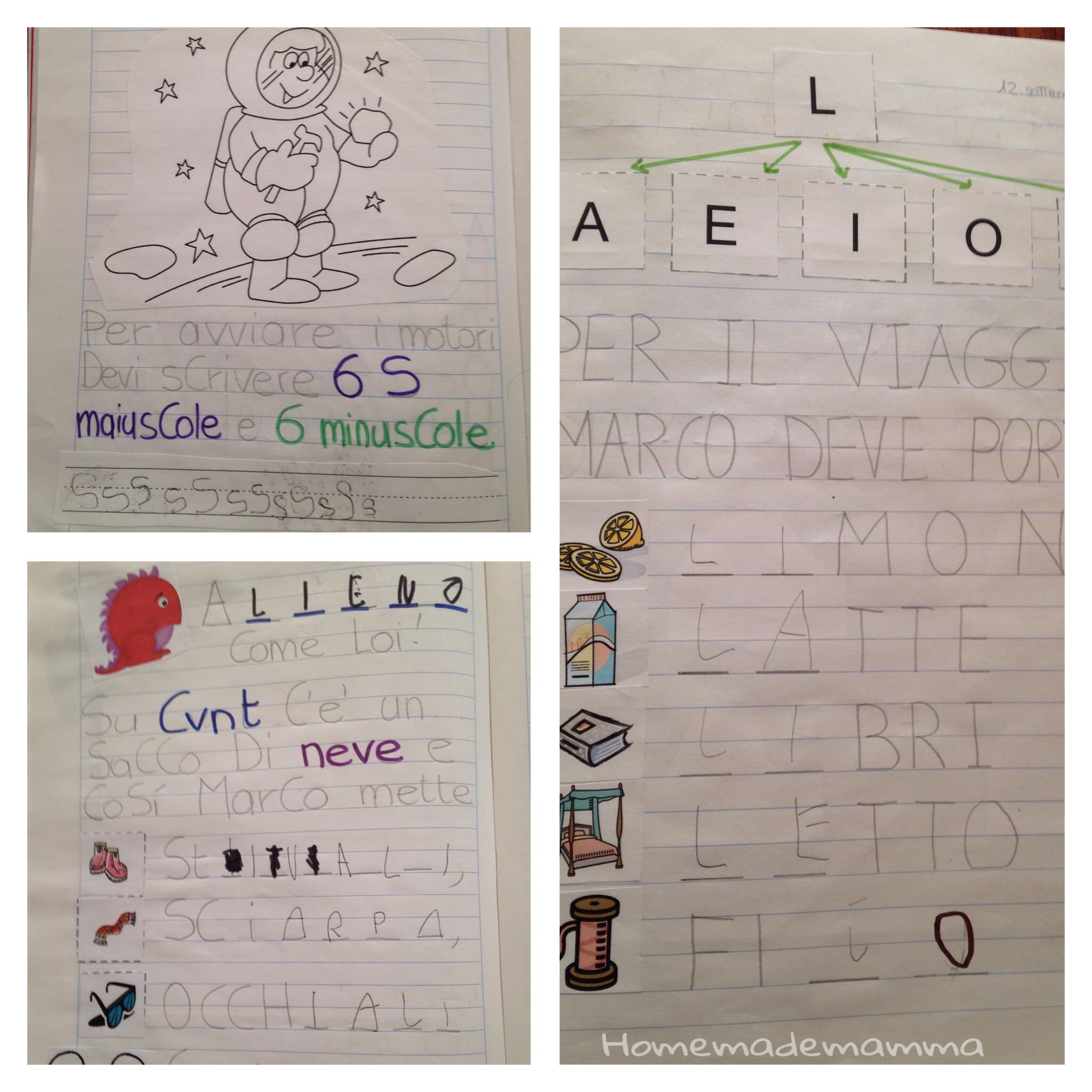insegnare italiano bambini espatriati all'estero