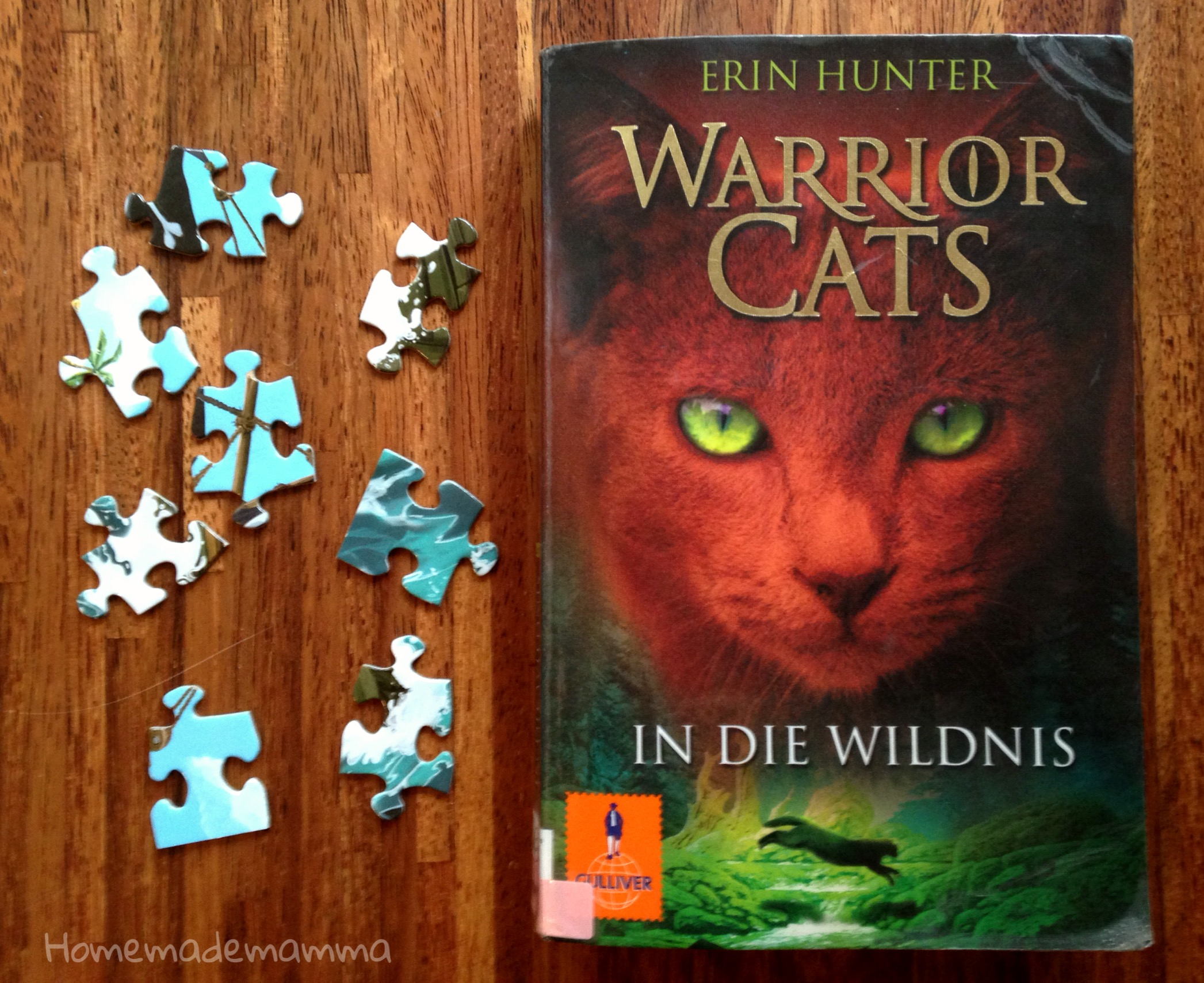 warrior cats recensione