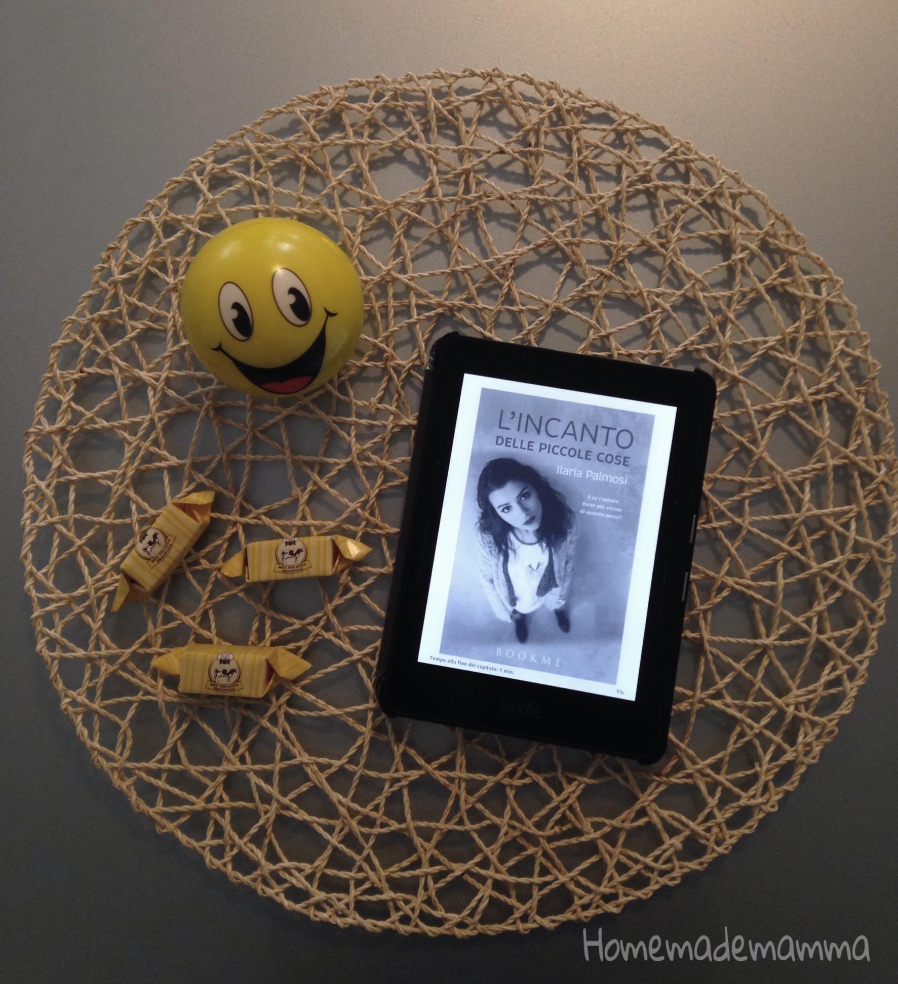 L'incanto delle piccole cose - Ilaria Palmosi