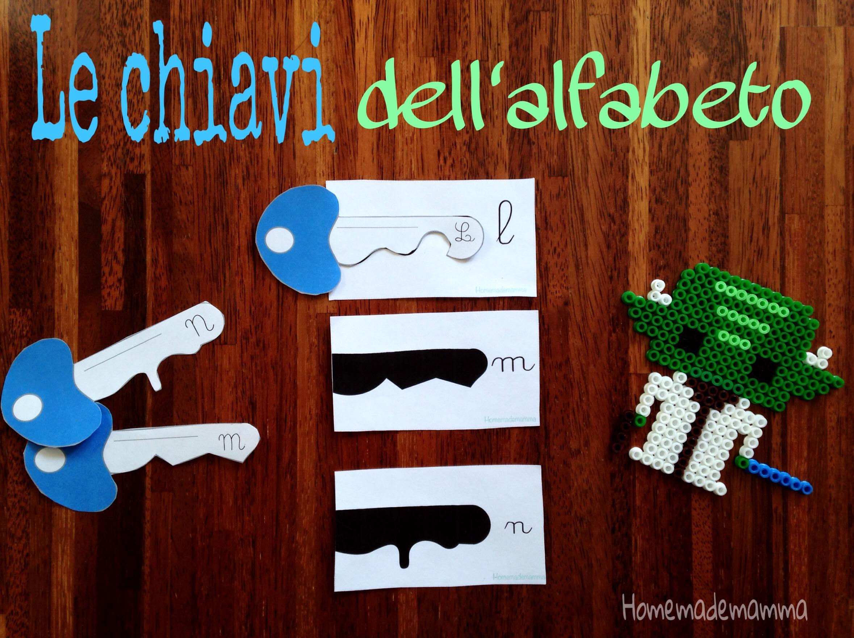 gioco per imparare corsivo
