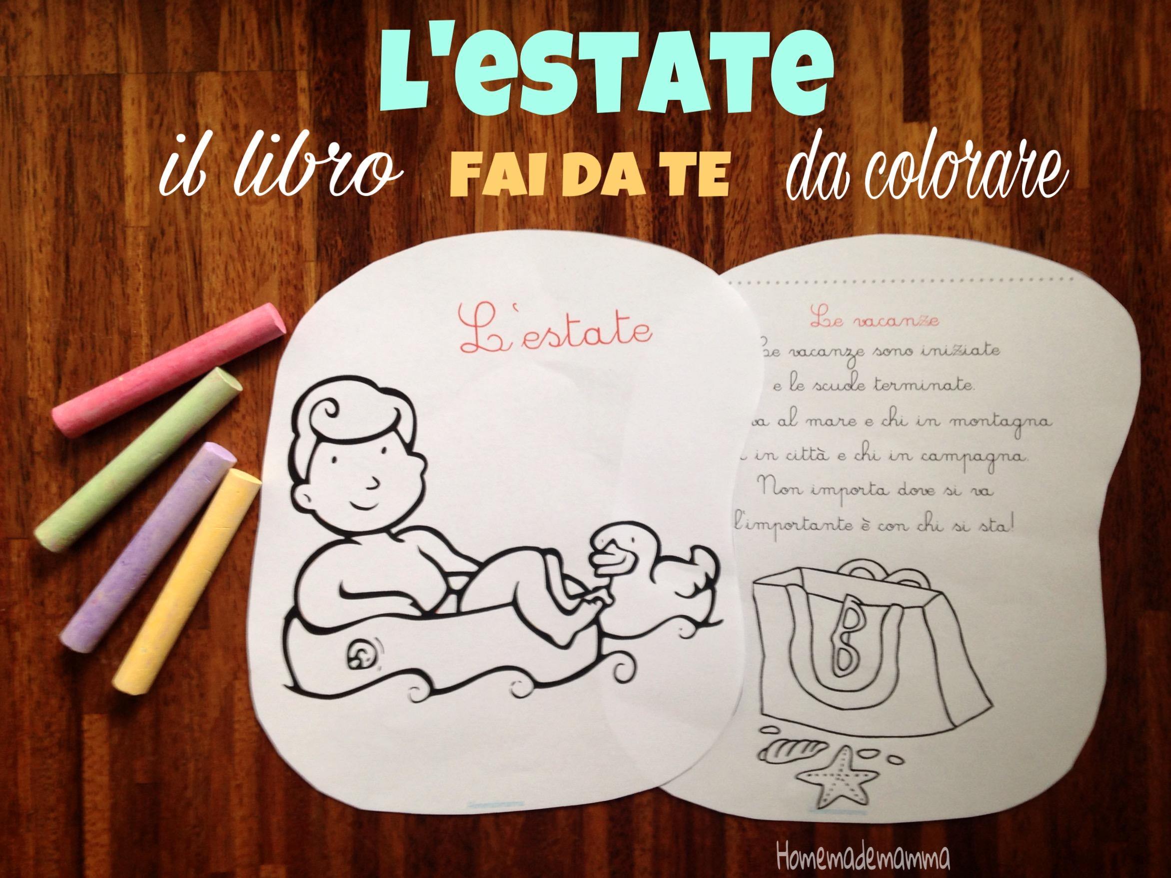 Foto Divertenti Bambini Al Mare libri estate |