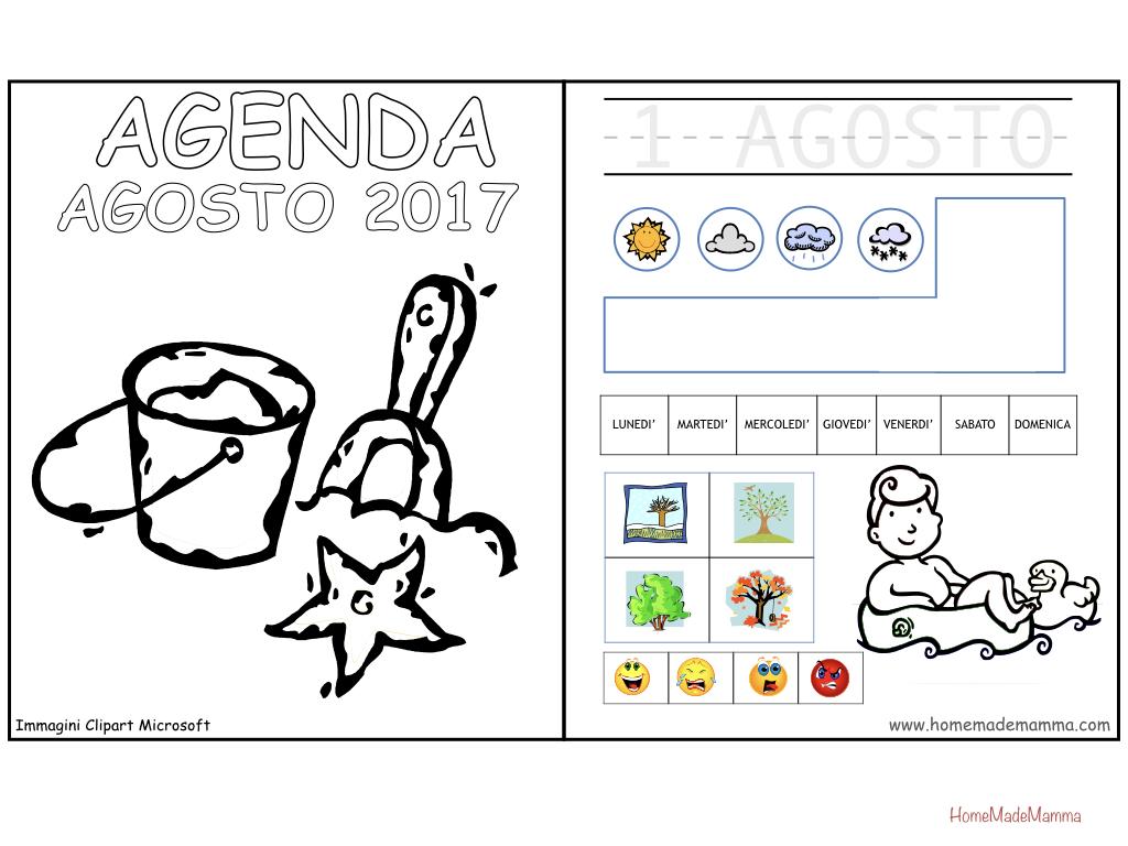 agenda agosto 2017 bambini da stampare.001