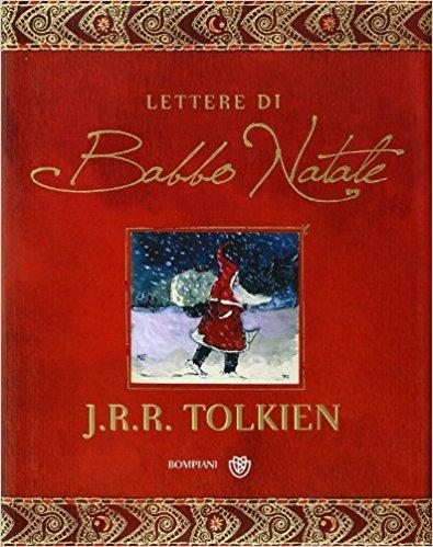 lettere da babbo natale libro