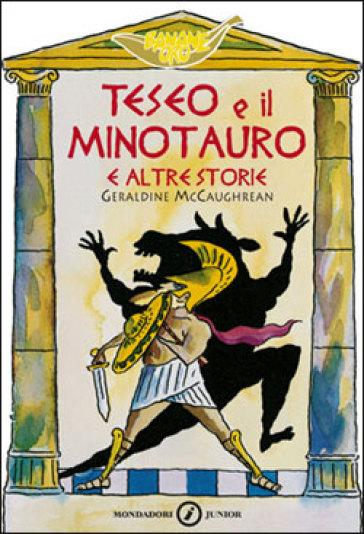 teseo e il minotuaro mondadori