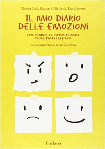 Il mio diario delle emozioni erickson