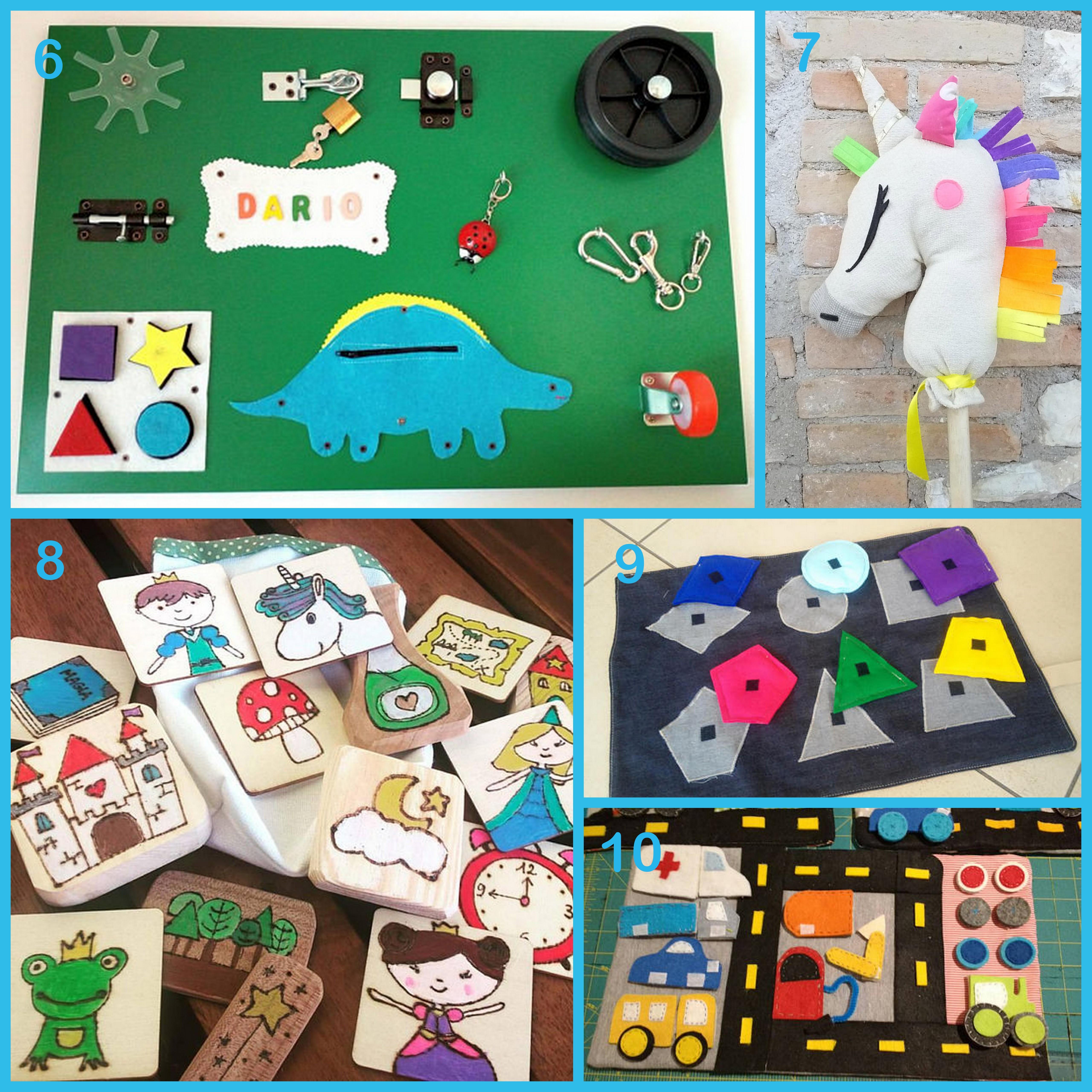 idee regalo bambini natale fatte a mano