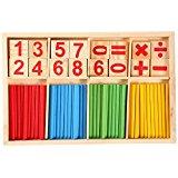 giochi legno per contare