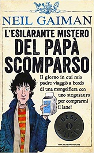 l'esilarante mistero del papà scomparso libro festa del papà