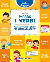 Imparo i verbi edizioni del borgo