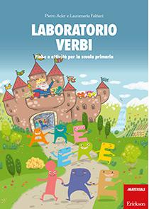 il laboratorio dei verbi erickson libro