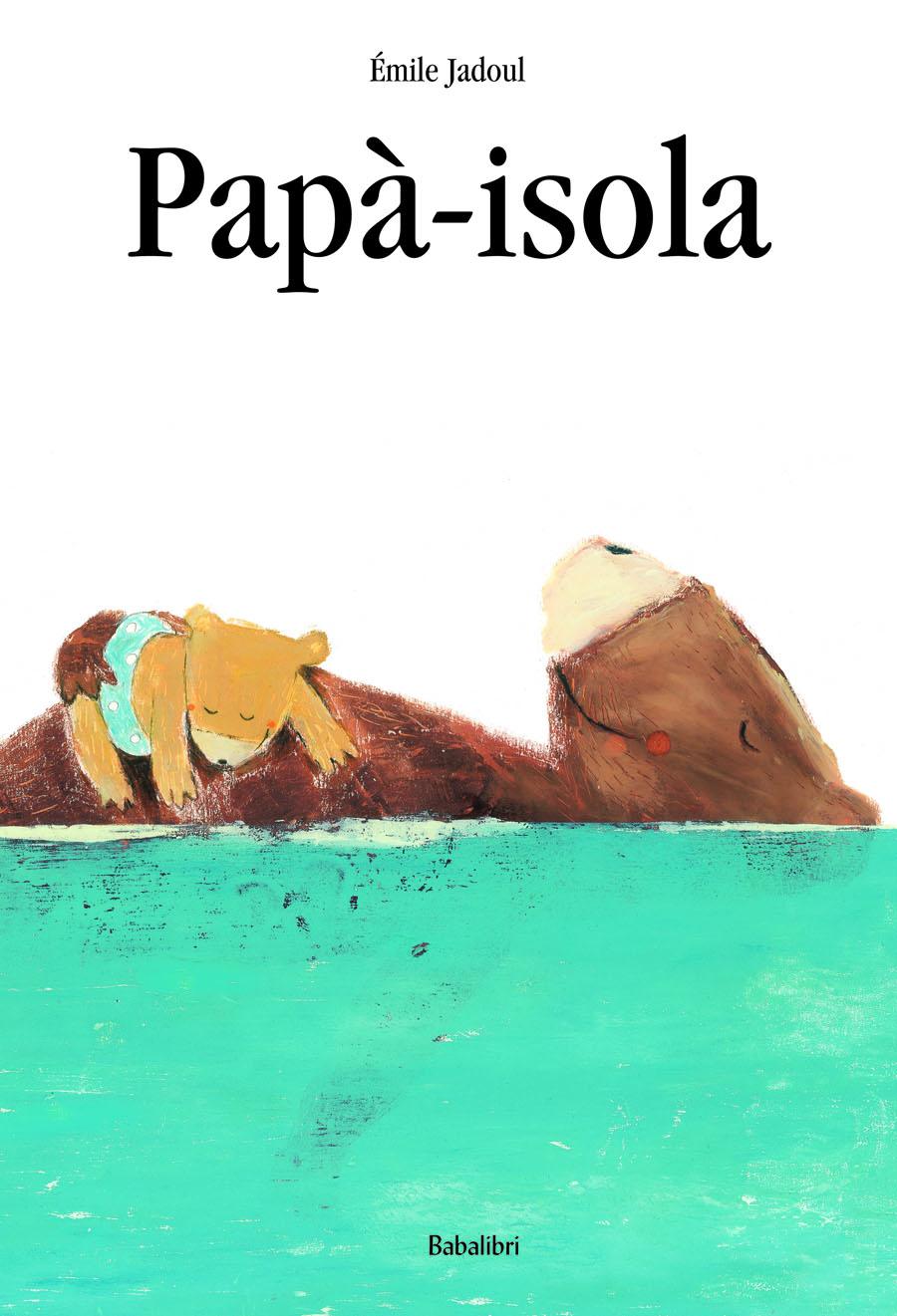 papà isola libro