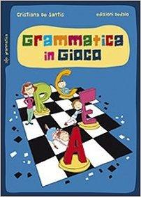 grammatica in gioco libri divertenti di grammatica