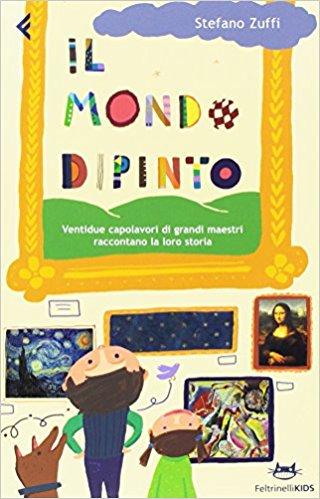 il mondo dipinto libri arte bambini