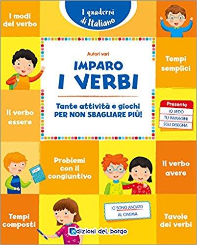 imparo i verbi libro attività