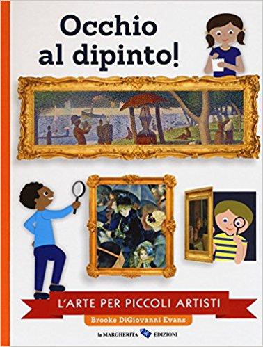 occhio al dipinto libri arte bambini