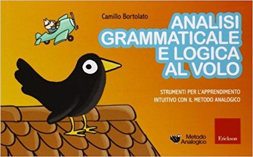 analisi logica e grammaticale al volo libri divertenti di grammatica