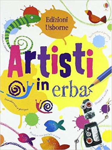 artisti in erba libri arte bambini