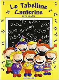 le tabellie canterine libro