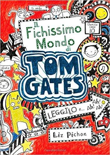 Venerdi' del libro: recensione di Tom Gates di Liz Pichon