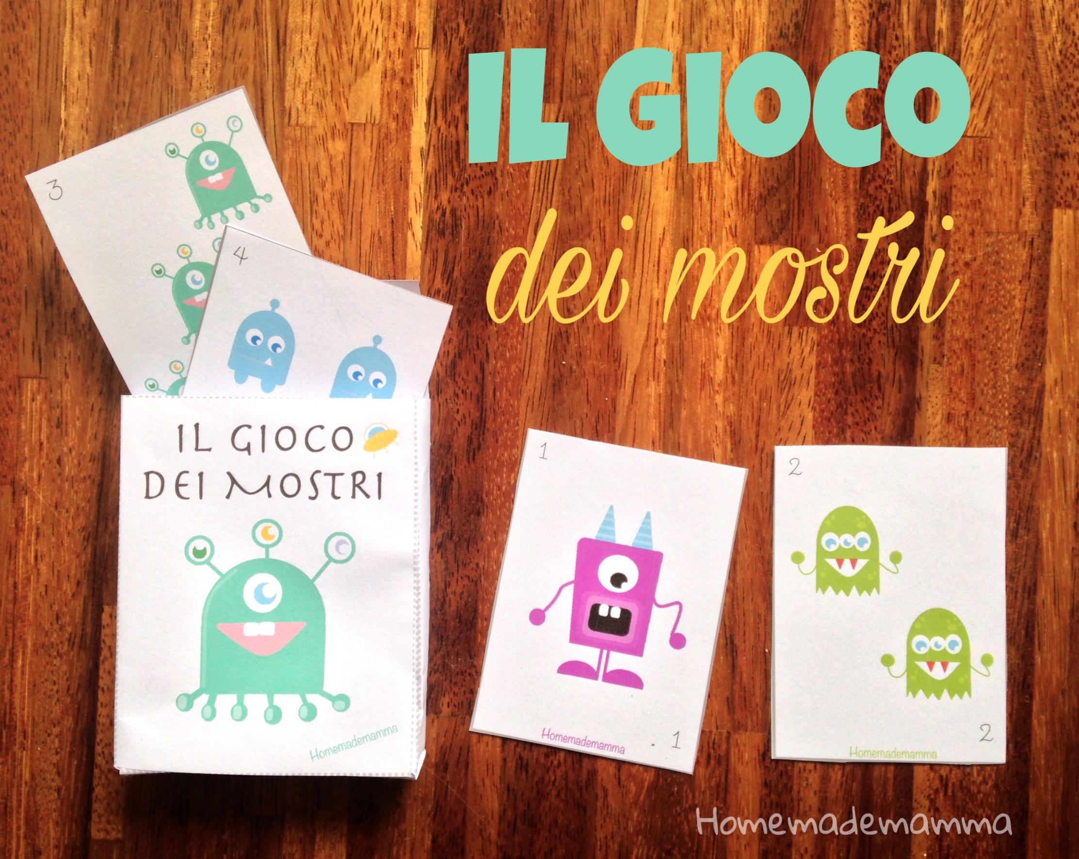 carte da stampare per bambini