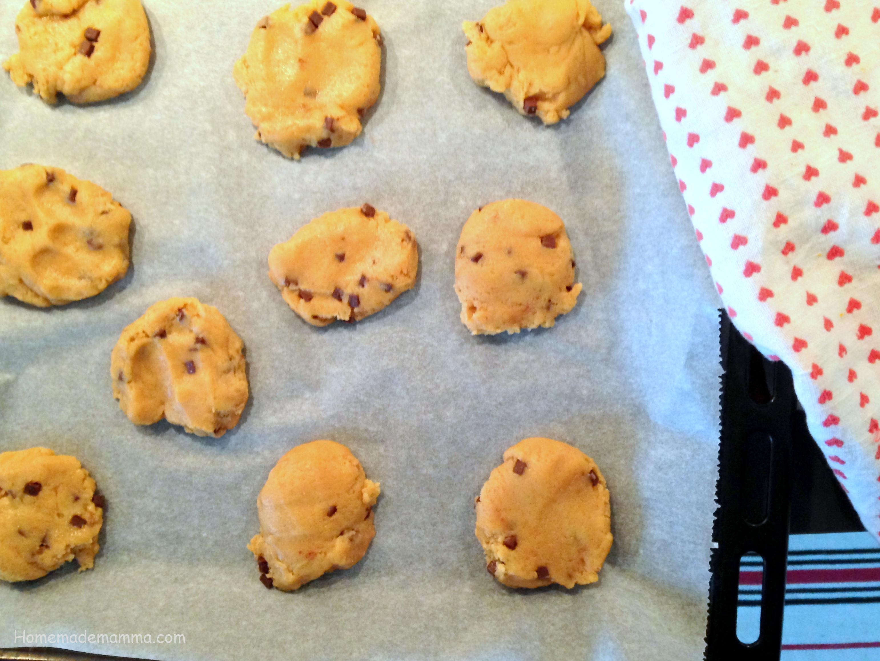 biscotti americani ricetta