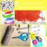 6 idee prese in rete per… giocare con le forbici