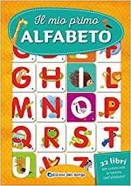 il mio primo alfabeto libro