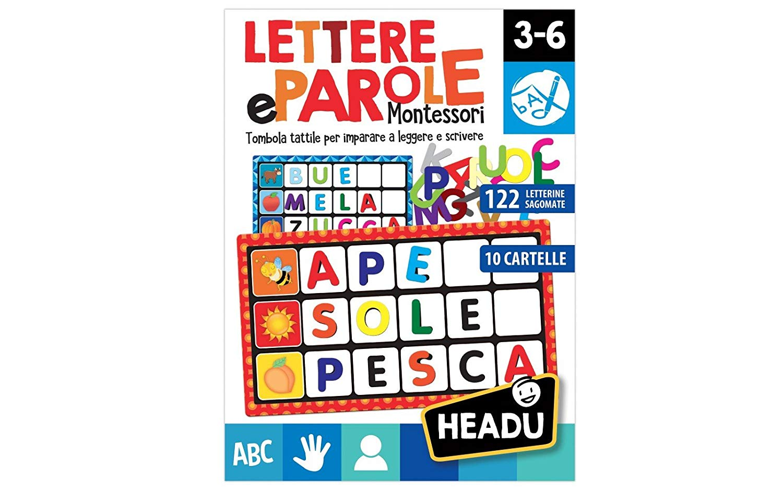 giochi per imparare l'alfabeto