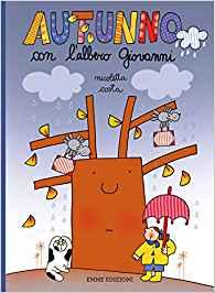 l'autunno con albero giovanni