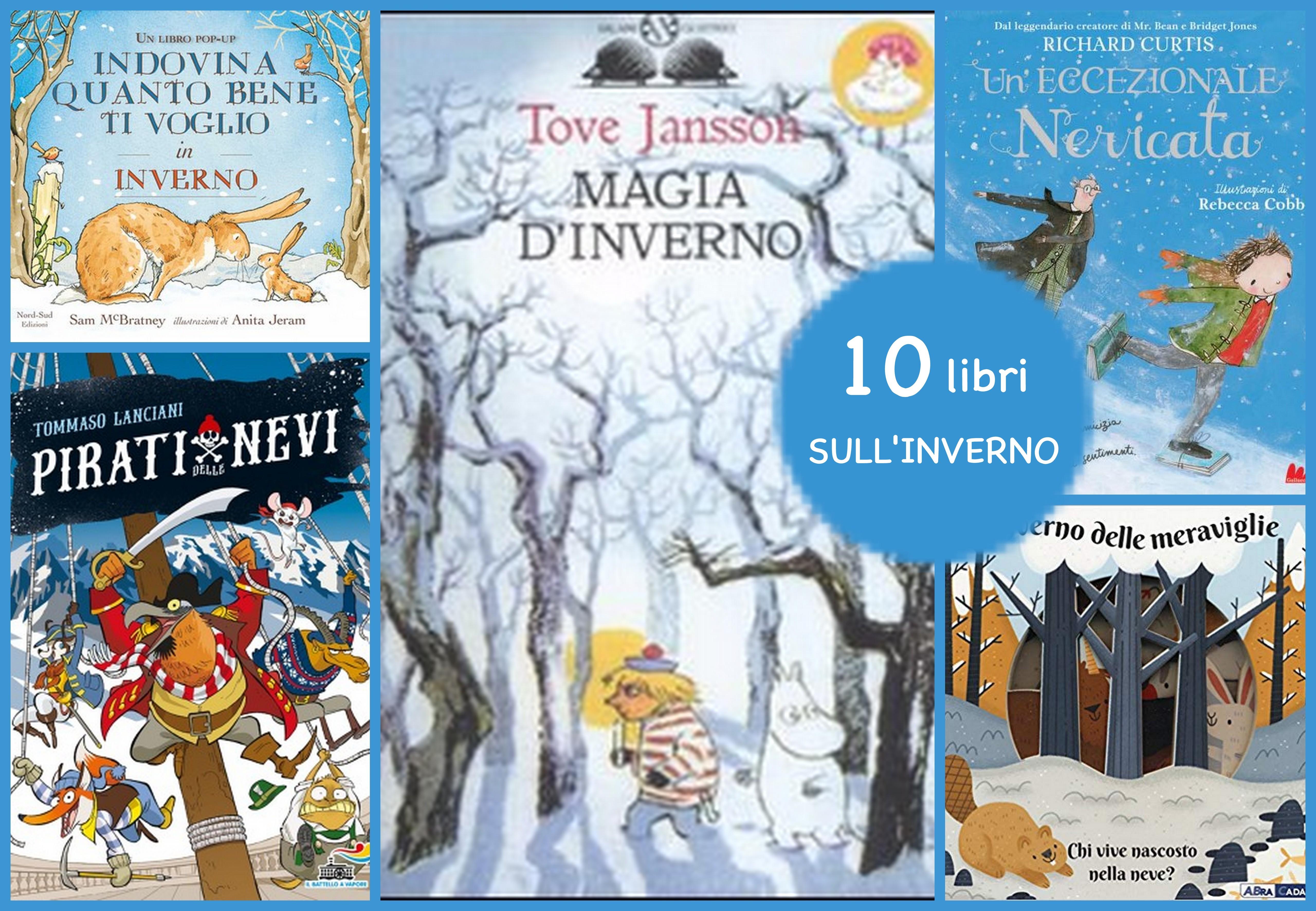 10 libri sull'inverno