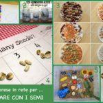6 idee per… giocare con i semi
