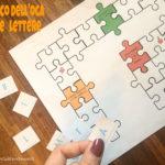 Il gioco dell'oca delle lettere