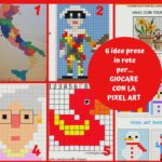 6 idee prese in rete per… giocare con la pixel art