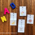 Le carte delle sillabe per imparare a scrivere