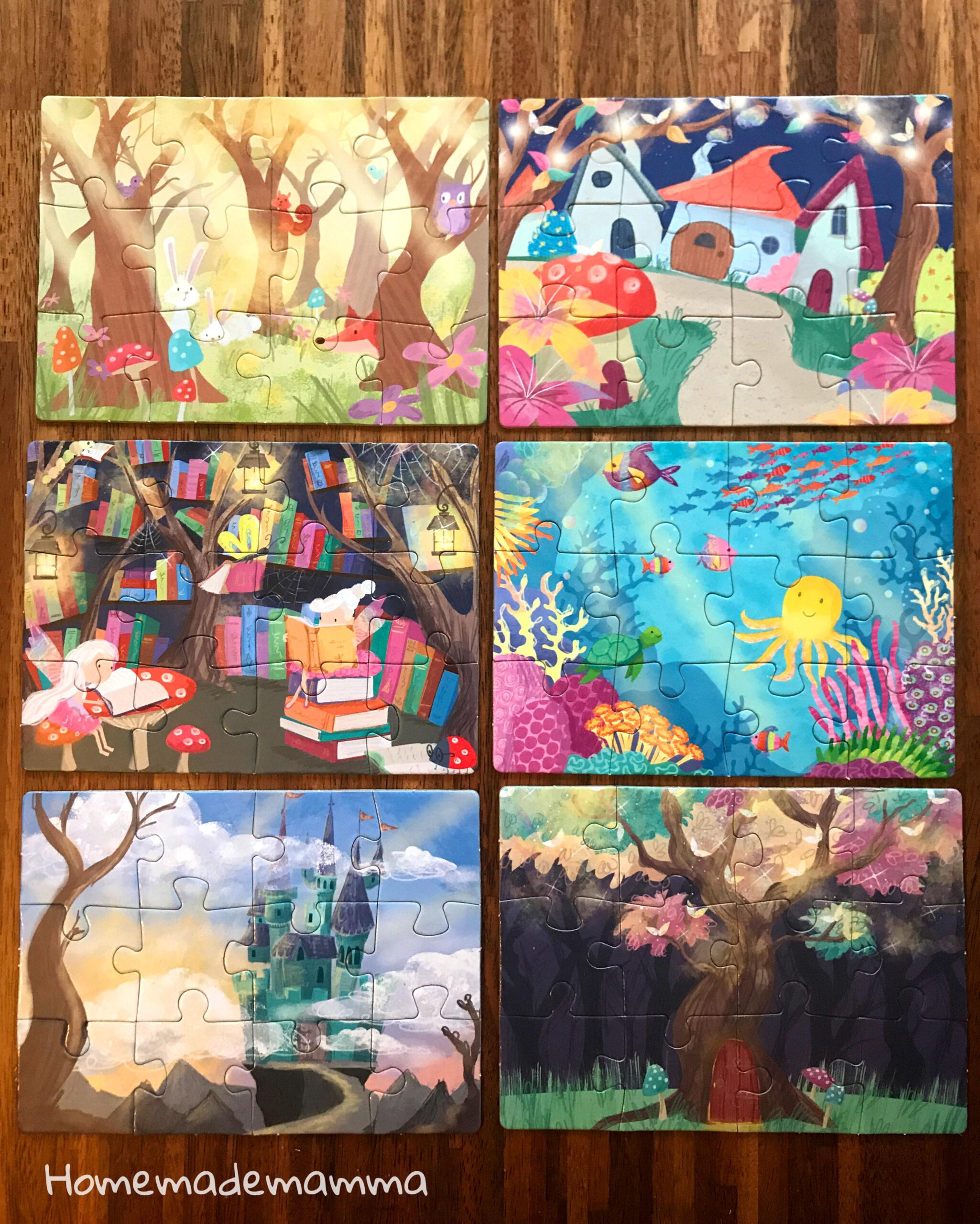 Inventastorie headu gioco per bambini inventare racconti piccoli creatività e fantasia allenarsi a raccontare puzzle