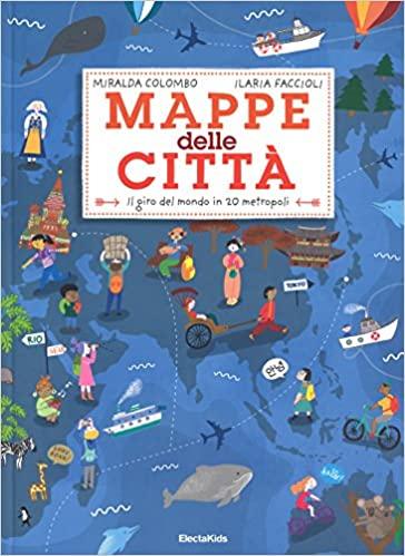 Libro mappe per bambini