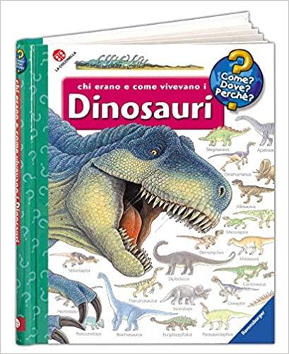 Chi erano come vivevano i dinosauri