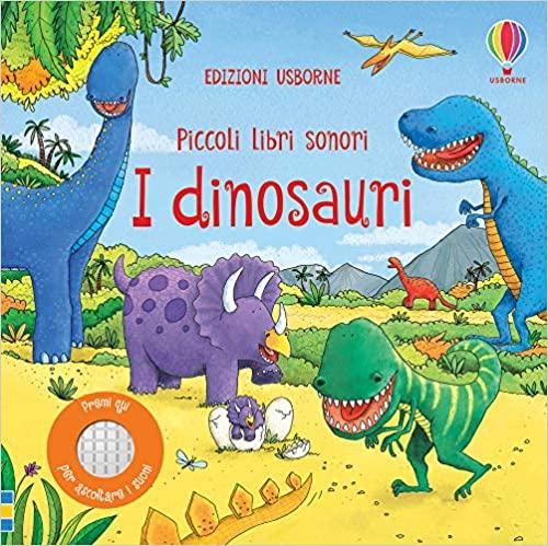 Libri sonori dinosauri