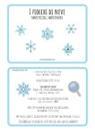 Alla scoperta della neve: schede, libri e giochi da stampare