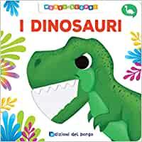 Dinosauri libro per bambini