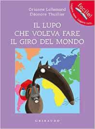 Libro per bambini per scoprire il mondo