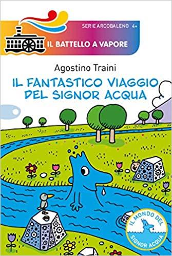 scoprire l'acqua libri bambini Il signor acqu