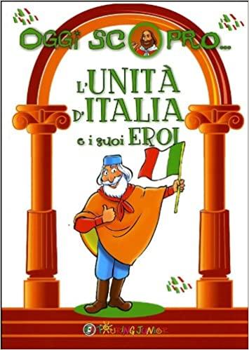 libri unità italia bambini e ragazzi