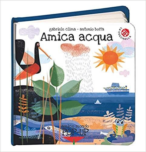 scoprire l'acqua libri bambini