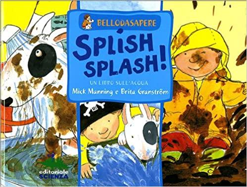 Scoprire acqua libri bambini piccoli