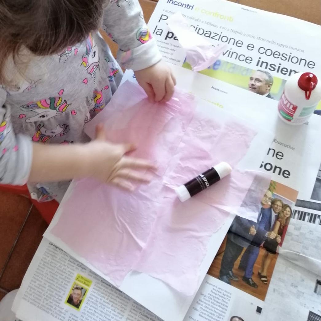 Attività bambini scuola infanzia