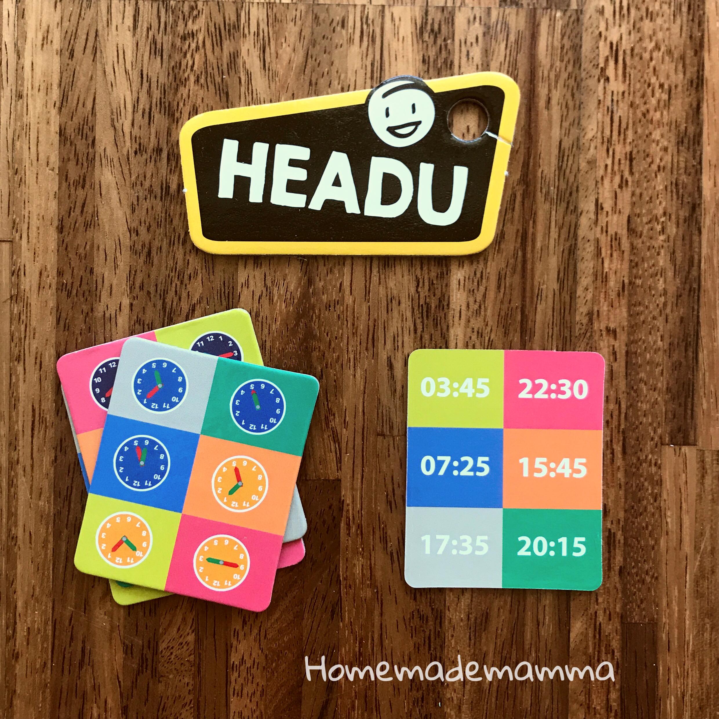 Gioco In scatola per imparare a leggere l'ora E l'orologio Bambini